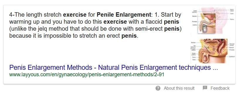 tehnici marirea penisului exercitii